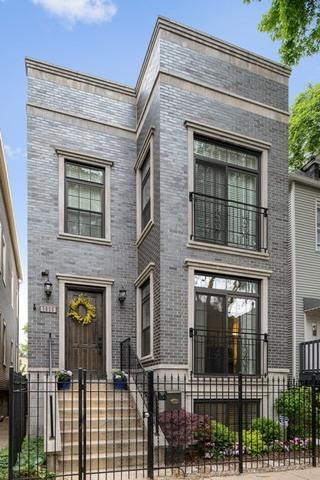 1918 W Henderson Street, Chicago, IL 60657 (MLS #09653365) :: Domain Realty