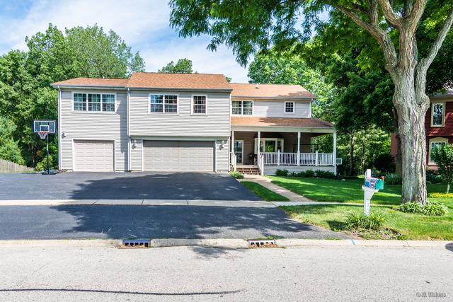 709 Hunters Way, Fox River Grove, IL 60021 (MLS #09657407) :: Lewke Partners