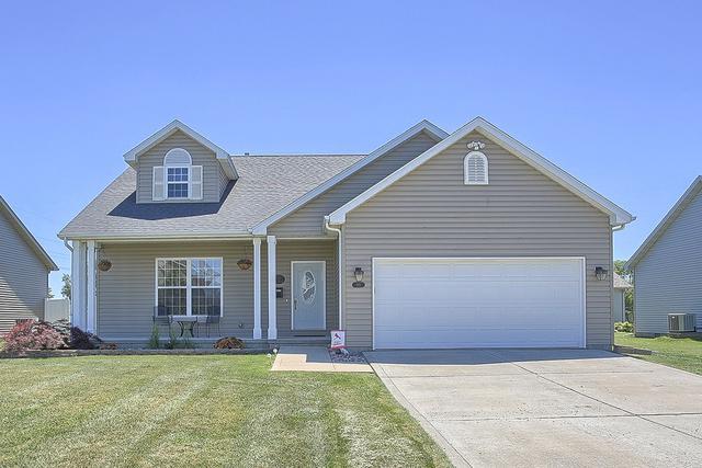 915 E Newkirk Street, Tuscola, IL 61953 (MLS #09657667) :: Littlefield Group