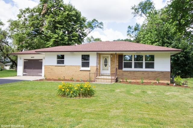 14622 S Kearns Drive, Plainfield, IL 60544 (MLS #09659209) :: Angie Faron with RE/MAX Ultimate Professionals