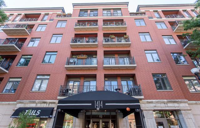 1414 N Wells Street #506, Chicago, IL 60610 (MLS #09660062) :: Littlefield Group