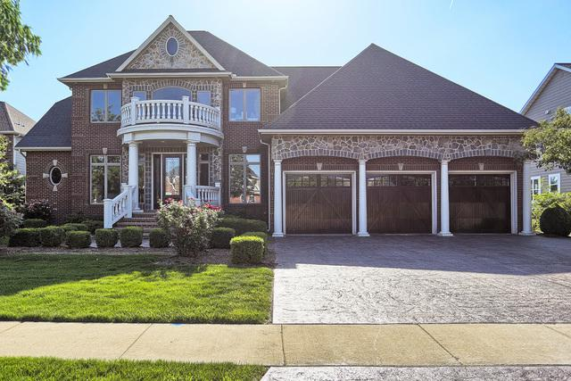 4705 Chestnut Grove Drive, Champaign, IL 61822 (MLS #09660918) :: The Jacobs Group