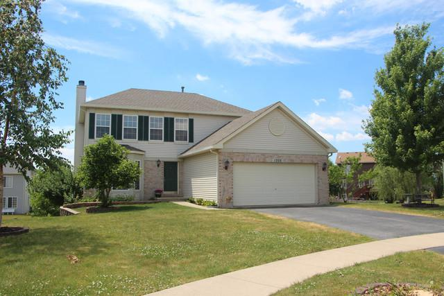 1305 Burns Court, Minooka, IL 60447 (MLS #09661758) :: Angie Faron with RE/MAX Ultimate Professionals