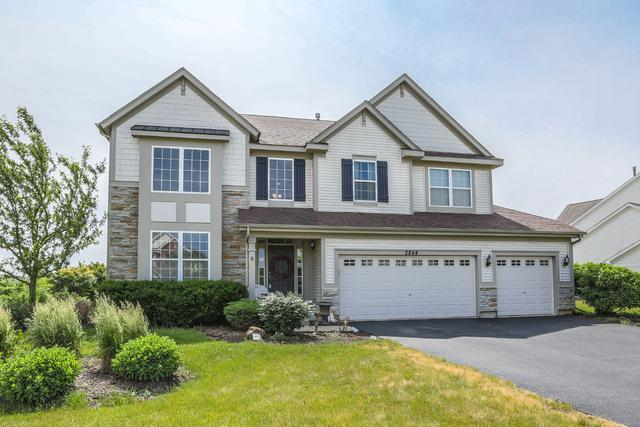 2844 Old Glory Drive, Yorkville, IL 60560 (MLS #09662972) :: Angie Faron with RE/MAX Ultimate Professionals