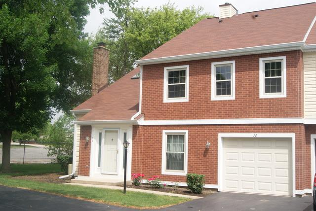 32 S Stonington Drive #51, Palatine, IL 60074 (MLS #09663235) :: The Jacobs Group