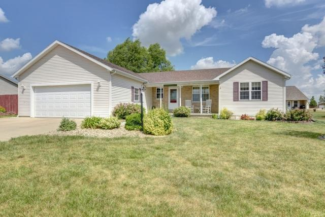 508 W Sangamon Street, Fisher, IL 61843 (MLS #09664008) :: Littlefield Group