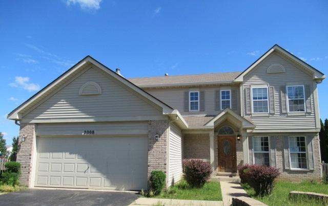 2008 Wheatfield Drive, Romeoville, IL 60446 (MLS #09664684) :: Angie Faron with RE/MAX Ultimate Professionals