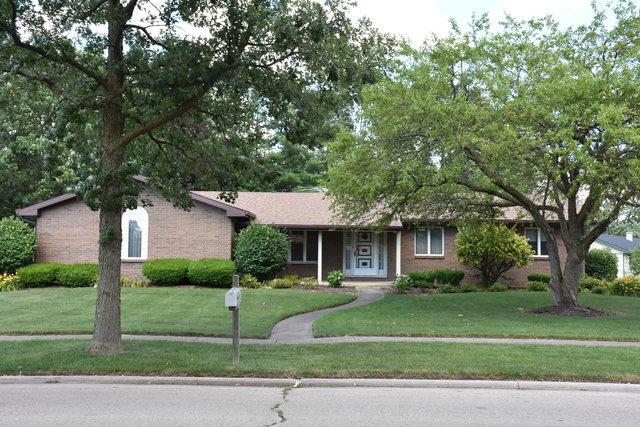 520 Fairlane Drive, Joliet, IL 60435 (MLS #09665202) :: Angie Faron with RE/MAX Ultimate Professionals