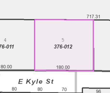 LOT 5 Kyle Street, OGDEN, IL 61859 (MLS #09665393) :: Littlefield Group