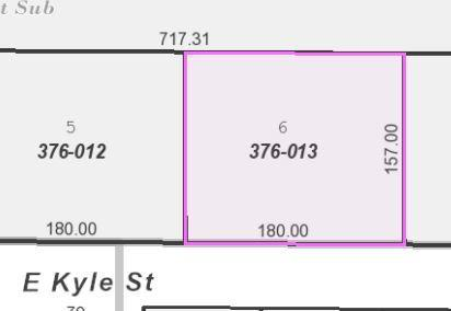 LOT 6 Kyle Street, OGDEN, IL 61859 (MLS #09665400) :: Littlefield Group