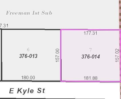 LOT 7 Kyle Street, OGDEN, IL 61859 (MLS #09665425) :: Littlefield Group