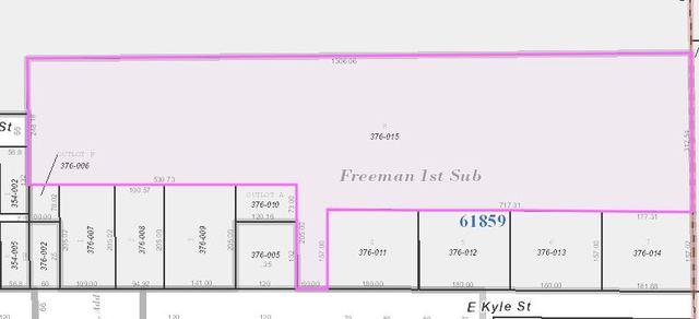 LOT 8 Kyle Street, OGDEN, IL 61859 (MLS #09665449) :: Littlefield Group
