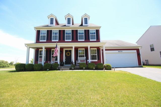 10379 Fleetwood Street, Huntley, IL 60142 (MLS #09665456) :: MKT Properties | Keller Williams
