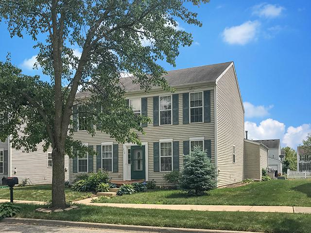 212 Presidential Boulevard, Oswego, IL 60543 (MLS #09665541) :: Angie Faron with RE/MAX Ultimate Professionals