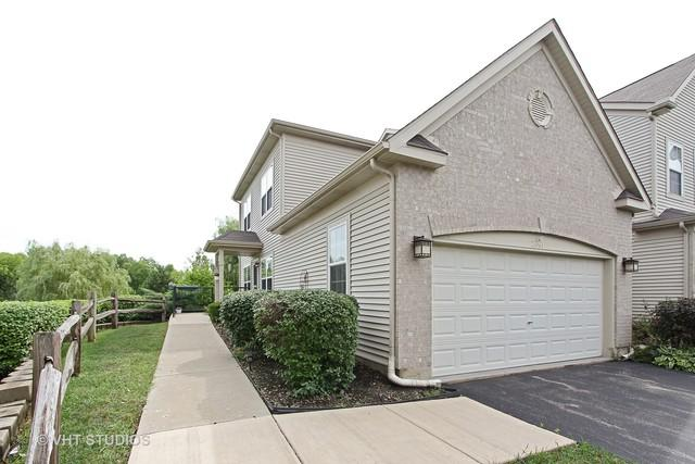 2661 Granite Court #2661, Prairie Grove, IL 60012 (MLS #09665561) :: Lewke Partners