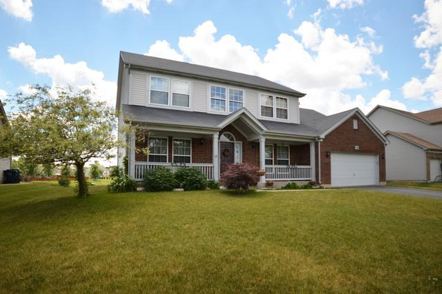 536 Rivers Edge Drive, Minooka, IL 60447 (MLS #09665808) :: Angie Faron with RE/MAX Ultimate Professionals