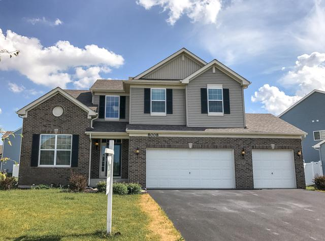 8008 Expedition Street, Joliet, IL 60431 (MLS #09667172) :: Angie Faron with RE/MAX Ultimate Professionals
