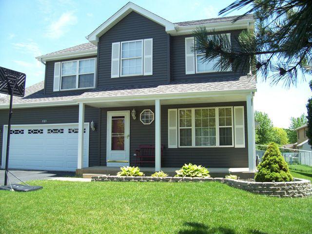 989 Legrande Avenue, Aurora, IL 60506 (MLS #09667239) :: Angie Faron with RE/MAX Ultimate Professionals