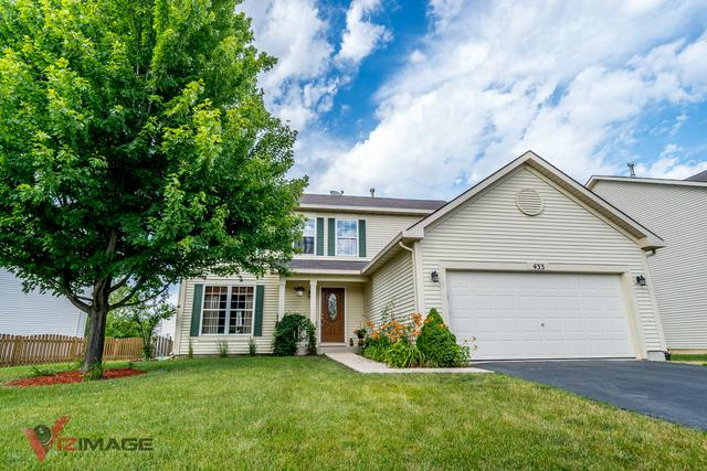 433 Rachel Circle, Romeoville, IL 60446 (MLS #09667288) :: Angie Faron with RE/MAX Ultimate Professionals
