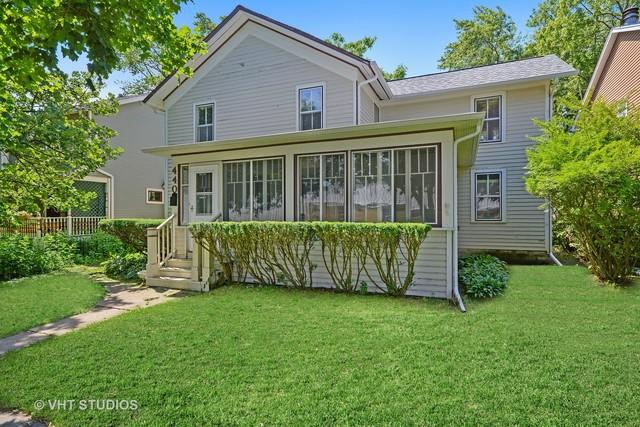 440 Spring Avenue, Naperville, IL 60540 (MLS #09667293) :: Angie Faron with RE/MAX Ultimate Professionals