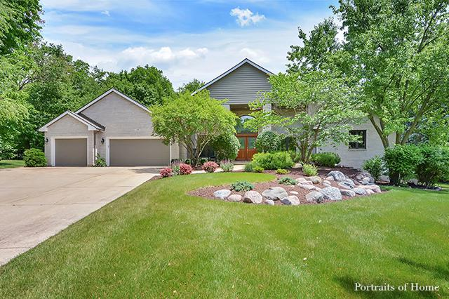 69 Crooked Creek Drive, Yorkville, IL 60560 (MLS #09667346) :: Angie Faron with RE/MAX Ultimate Professionals