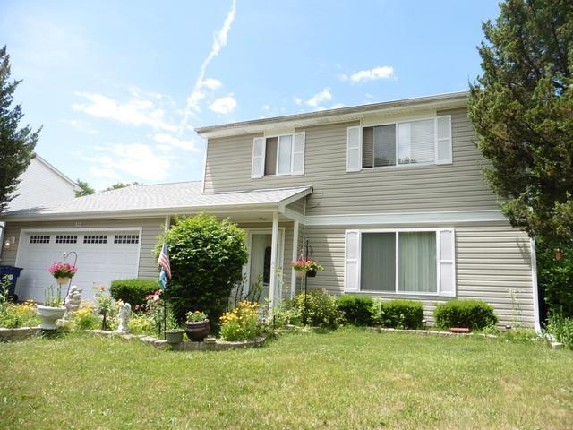 412 E Parkview Terrace, Algonquin, IL 60102 (MLS #09668940) :: Lewke Partners