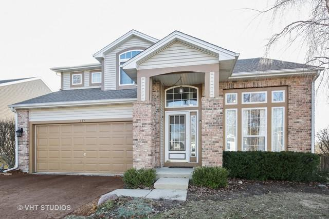 171 Cool Stone Bend, Lake In The Hills, IL 60156 (MLS #09669176) :: Lewke Partners