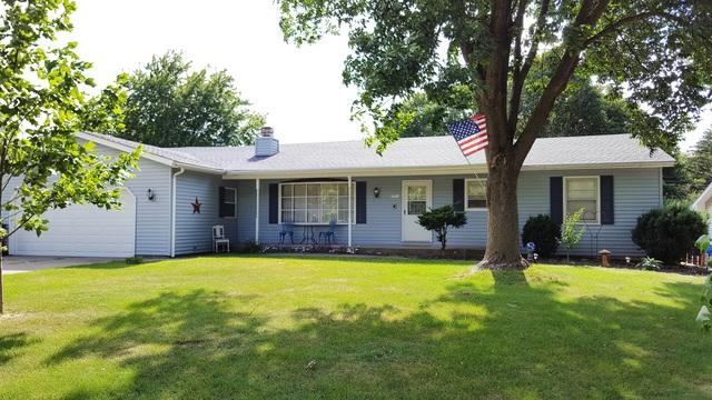 2701 Arlene Drive, Urbana, IL 61802 (MLS #09669752) :: Littlefield Group
