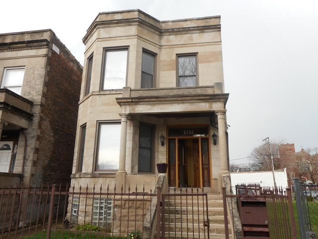 5704 S Peoria Street, Chicago, IL 60621 (MLS #09670082) :: Property Consultants Realty