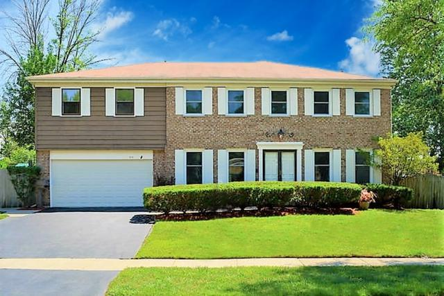 813 W Exner Court, Palatine, IL 60067 (MLS #09670235) :: The Jacobs Group