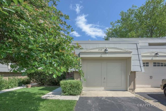 646 Dauphine Court B, Elk Grove Village, IL 60007 (MLS #09671294) :: The Jacobs Group