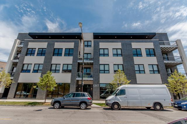 1317 N Larrabee Street #403, Chicago, IL 60610 (MLS #09671356) :: The Perotti Group