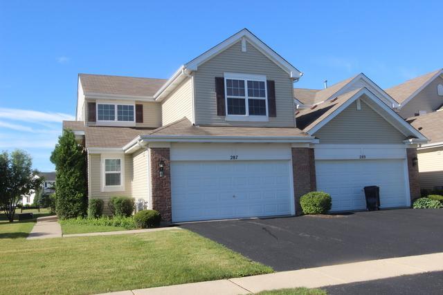 287 Wild Meadow Lane, Woodstock, IL 60098 (MLS #09671458) :: Lewke Partners