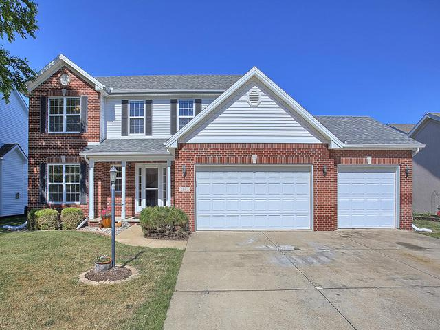 2007 Strand Drive, Champaign, IL 61822 (MLS #09671514) :: Littlefield Group