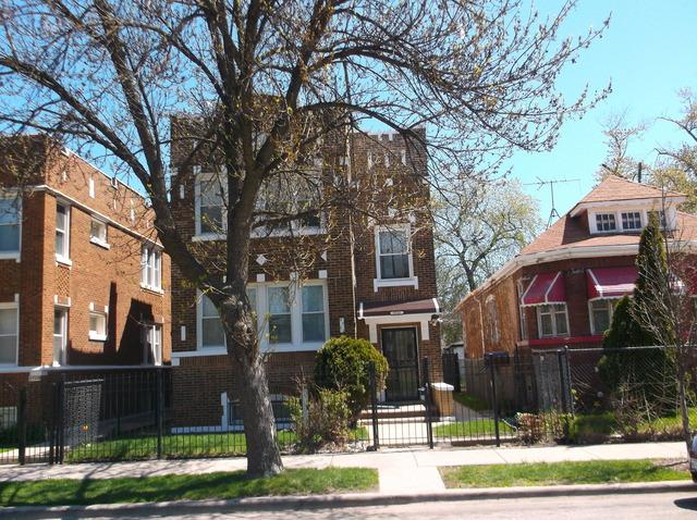 5711 S Morgan Street, Chicago, IL 60621 (MLS #09671681) :: Property Consultants Realty