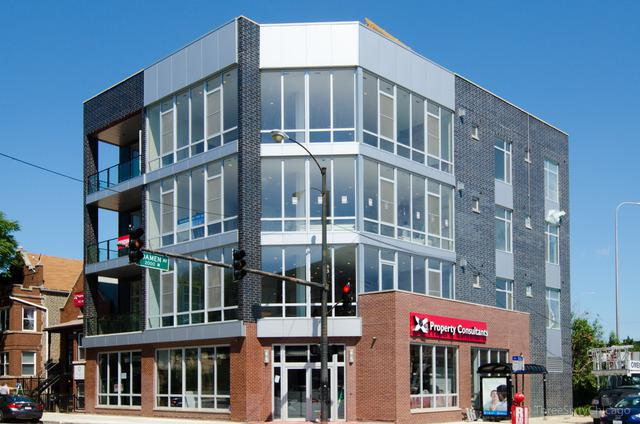 2006 W Webster Avenue #2, Chicago, IL 60647 (MLS #09672446) :: Property Consultants Realty
