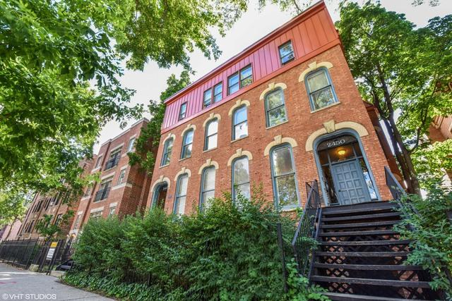 2450 N Seminary Avenue 3A, Chicago, IL 60614 (MLS #09673538) :: Littlefield Group