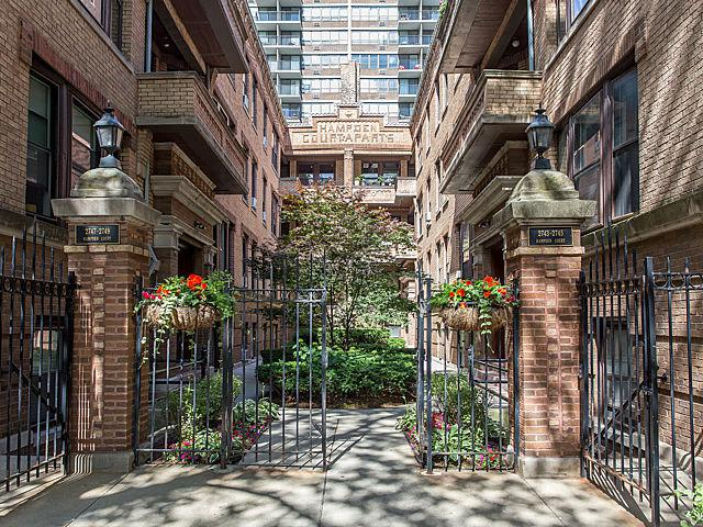 2747 N Hampden Court 2E, Chicago, IL 60614 (MLS #09673715) :: Littlefield Group