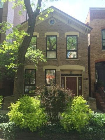 1830 N Mohawk Street, Chicago, IL 60614 (MLS #09674037) :: Littlefield Group