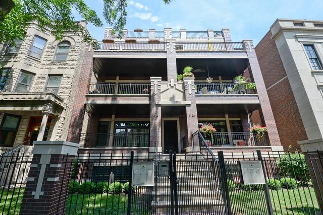 1124 W Wrightwood Avenue 3E, Chicago, IL 60614 (MLS #09674526) :: Littlefield Group