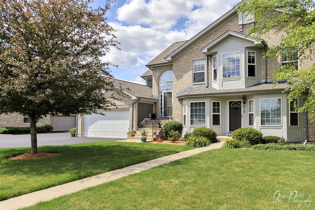 611 Kresswood Drive #611, Mchenry, IL 60050 (MLS #09674678) :: Littlefield Group