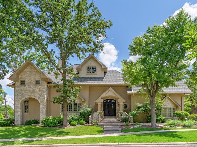 1418 Oak Street, Western Springs, IL 60558 (MLS #09674921) :: The Perotti Group