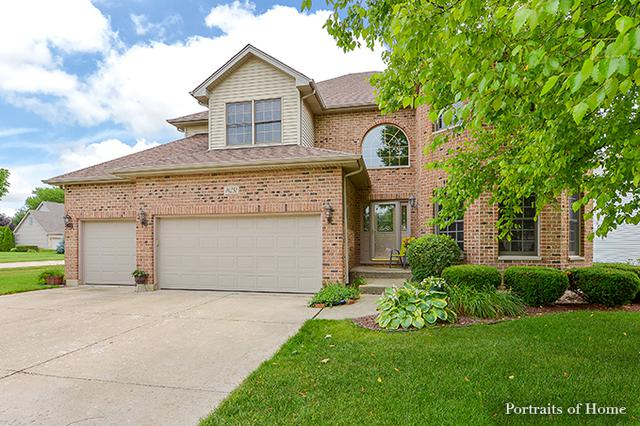 16251 Vintage Drive, Plainfield, IL 60586 (MLS #09677558) :: Angie Faron with RE/MAX Ultimate Professionals