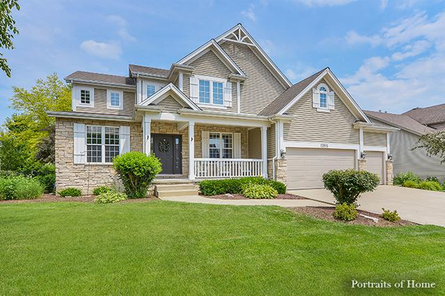 12915 Rockfish Lane, Plainfield, IL 60585 (MLS #09681173) :: Angie Faron with RE/MAX Ultimate Professionals