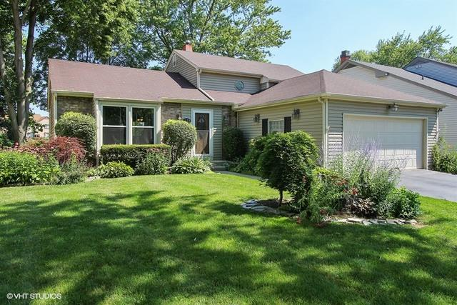 1020 Providence Lane, Buffalo Grove, IL 60089 (MLS #09682004) :: The Schwabe Group