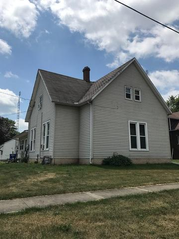 301 W Water Street, Farmer City, IL 61842 (MLS #09685116) :: Berkshire Hathaway HomeServices Snyder Real Estate