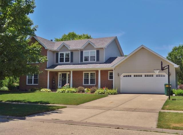 24360 S Blackhawk Drive, Channahon, IL 60410 (MLS #09687566) :: The Wexler Group at Keller Williams Preferred Realty