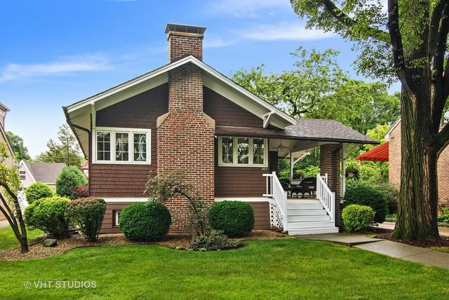 305 Northwood Road, Riverside, IL 60546 (MLS #09688022) :: The Wexler Group at Keller Williams Preferred Realty