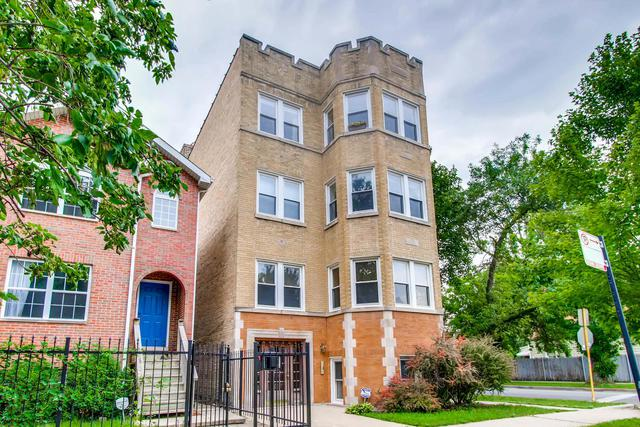 2056 N Sawyer Avenue 3A, Chicago, IL 60647 (MLS #09690429) :: MKT Properties | Keller Williams
