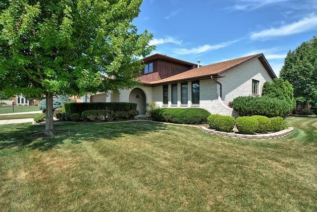 8307 Tudor Circle, Willow Springs, IL 60480 (MLS #09690519) :: The Wexler Group at Keller Williams Preferred Realty